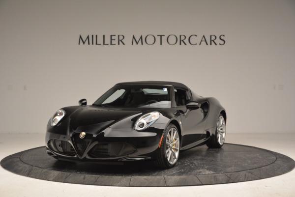 New 2016 Alfa Romeo 4C Spider for sale Sold at Maserati of Westport in Westport CT 06880 13