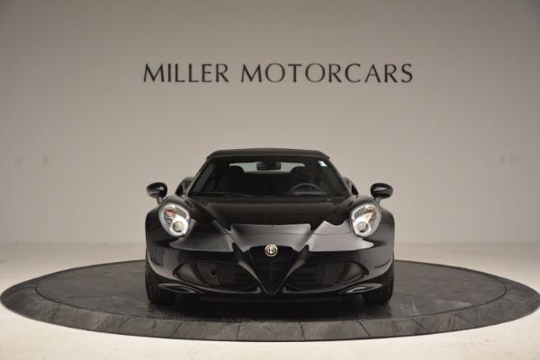 New 2016 Alfa Romeo 4C Spider for sale Sold at Maserati of Westport in Westport CT 06880 24