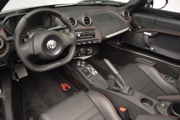 New 2016 Alfa Romeo 4C Spider for sale Sold at Maserati of Westport in Westport CT 06880 25