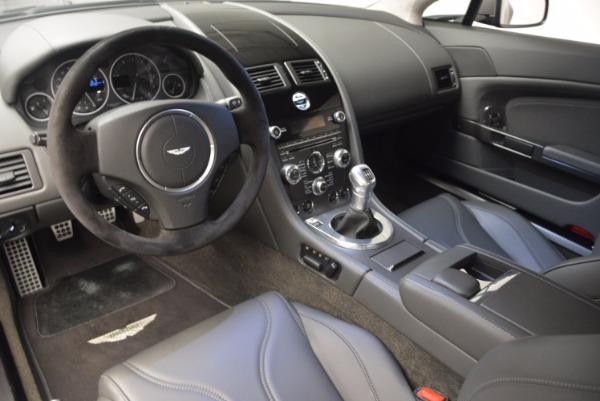 Used 2012 Aston Martin V12 Vantage for sale Sold at Maserati of Westport in Westport CT 06880 14