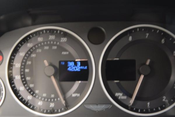 Used 2012 Aston Martin V12 Vantage for sale Sold at Maserati of Westport in Westport CT 06880 18