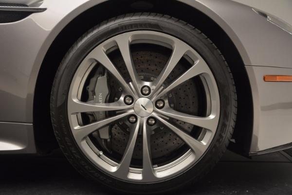 Used 2012 Aston Martin V12 Vantage for sale Sold at Maserati of Westport in Westport CT 06880 19