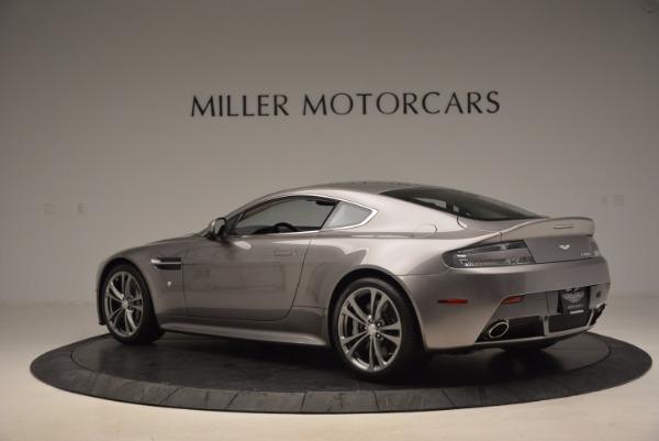 Used 2012 Aston Martin V12 Vantage for sale Sold at Maserati of Westport in Westport CT 06880 4