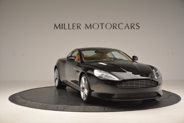 Used 2014 Aston Martin DB9 for sale Sold at Maserati of Westport in Westport CT 06880 11