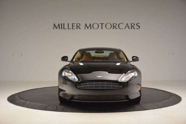 Used 2014 Aston Martin DB9 for sale Sold at Maserati of Westport in Westport CT 06880 12