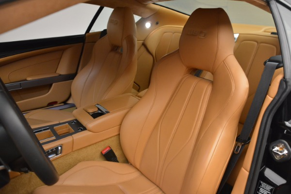 Used 2014 Aston Martin DB9 for sale Sold at Maserati of Westport in Westport CT 06880 15