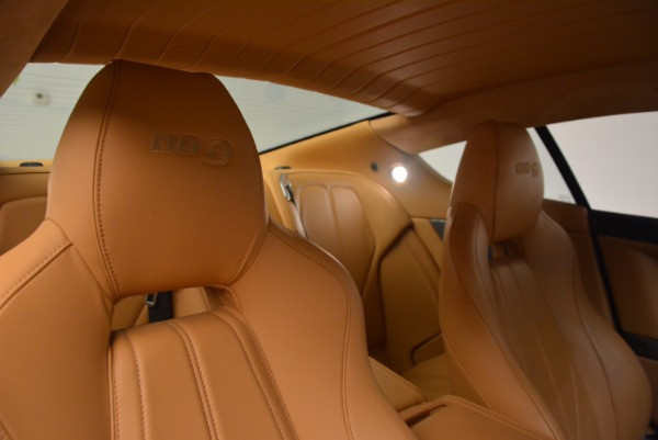Used 2014 Aston Martin DB9 for sale Sold at Maserati of Westport in Westport CT 06880 16