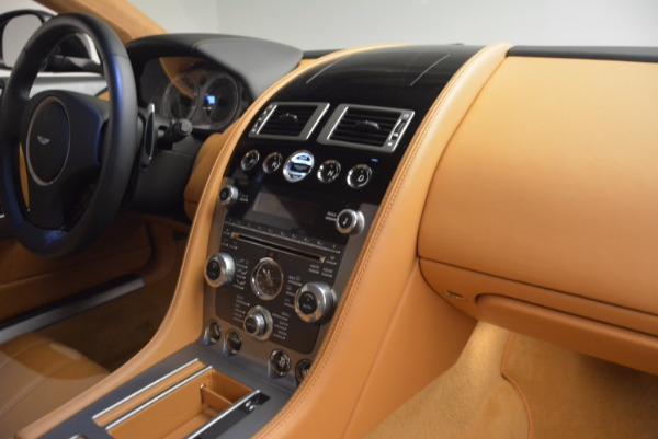Used 2014 Aston Martin DB9 for sale Sold at Maserati of Westport in Westport CT 06880 17