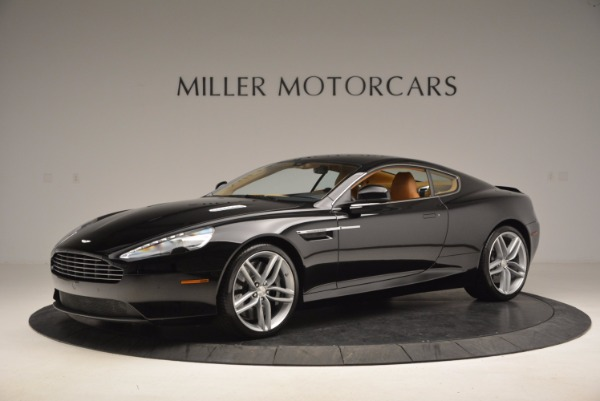 Used 2014 Aston Martin DB9 for sale Sold at Maserati of Westport in Westport CT 06880 2