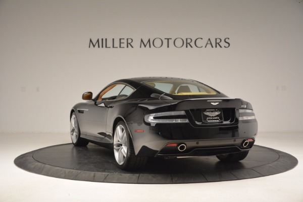 Used 2014 Aston Martin DB9 for sale Sold at Maserati of Westport in Westport CT 06880 5
