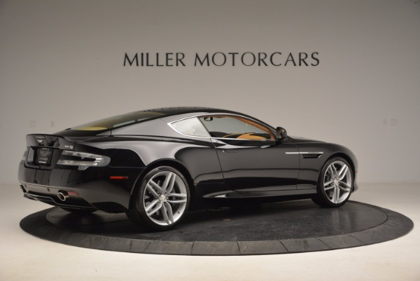 Used 2014 Aston Martin DB9 for sale Sold at Maserati of Westport in Westport CT 06880 8