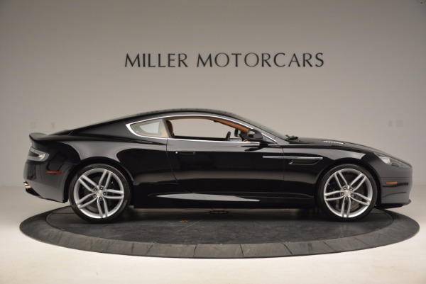 Used 2014 Aston Martin DB9 for sale Sold at Maserati of Westport in Westport CT 06880 9