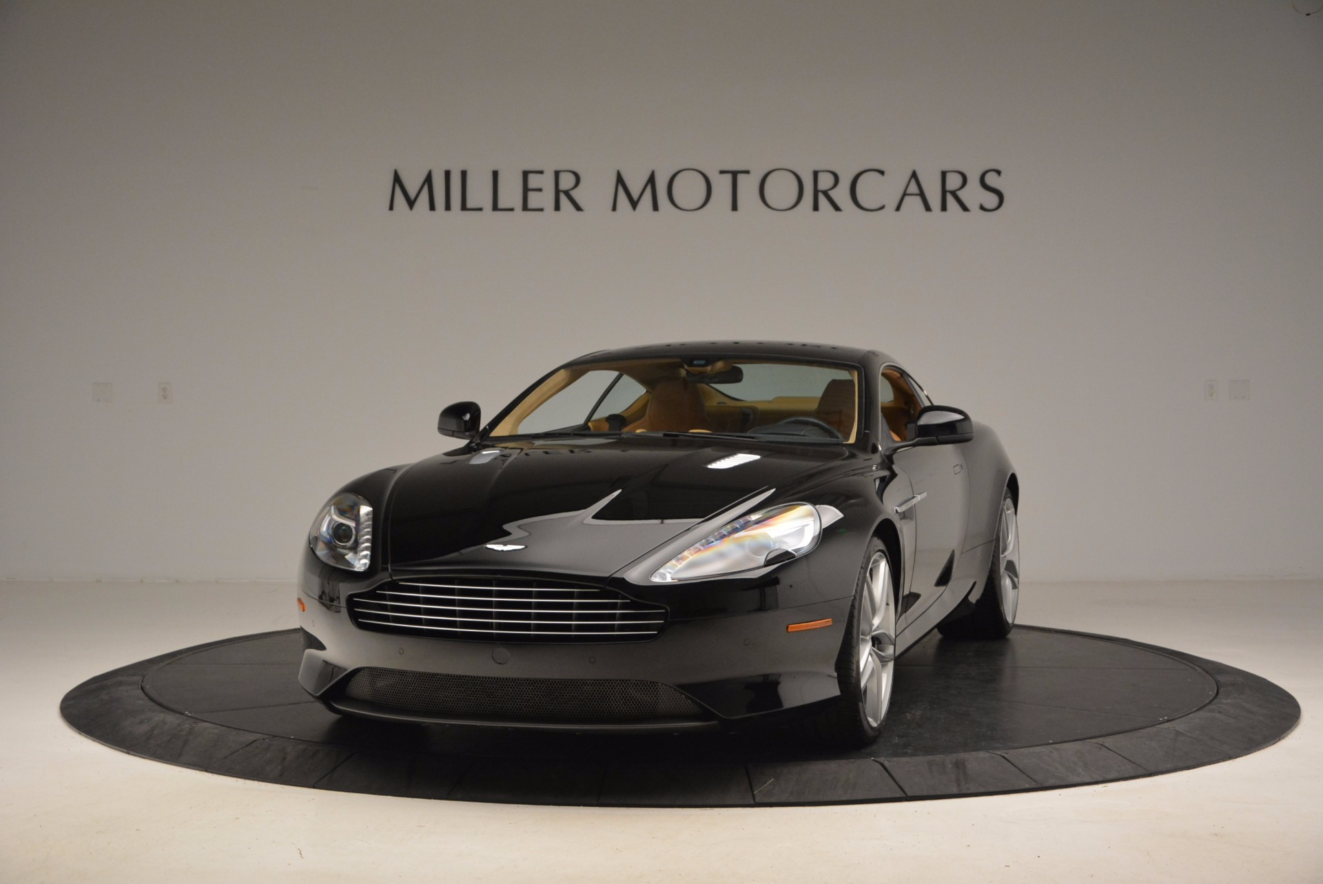 Used 2014 Aston Martin DB9 for sale Sold at Maserati of Westport in Westport CT 06880 1