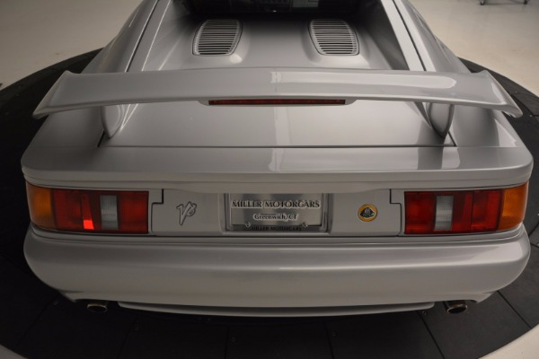 Used 2001 Lotus Esprit for sale Sold at Maserati of Westport in Westport CT 06880 21