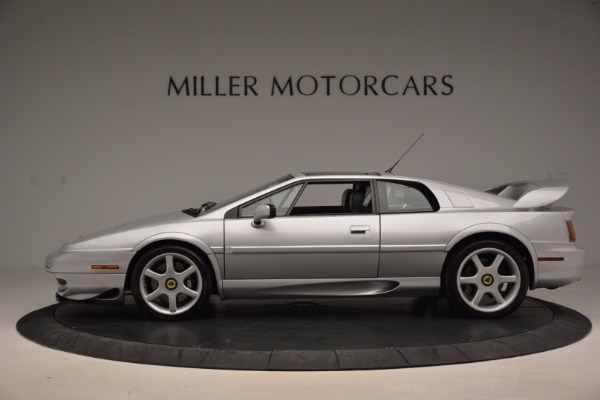 Used 2001 Lotus Esprit for sale Sold at Maserati of Westport in Westport CT 06880 3