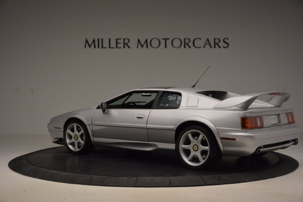Used 2001 Lotus Esprit for sale Sold at Maserati of Westport in Westport CT 06880 4