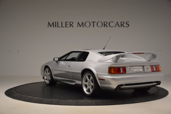 Used 2001 Lotus Esprit for sale Sold at Maserati of Westport in Westport CT 06880 5