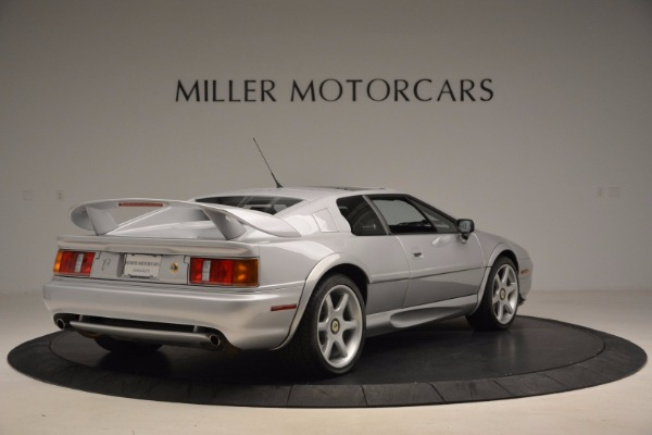 Used 2001 Lotus Esprit for sale Sold at Maserati of Westport in Westport CT 06880 7