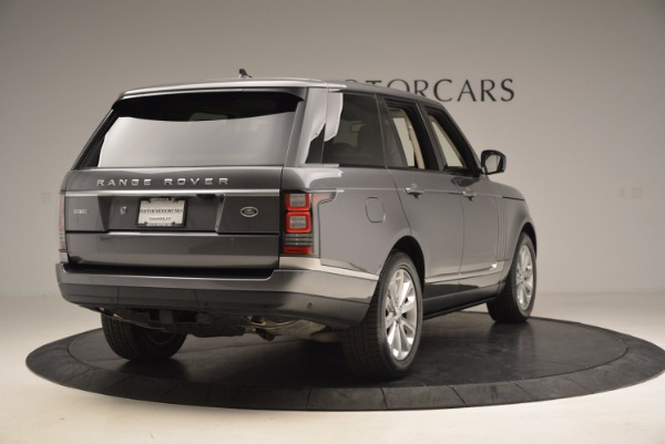Used 2016 Land Rover Range Rover HSE TD6 for sale Sold at Maserati of Westport in Westport CT 06880 7